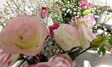素敵なお花をありがとう