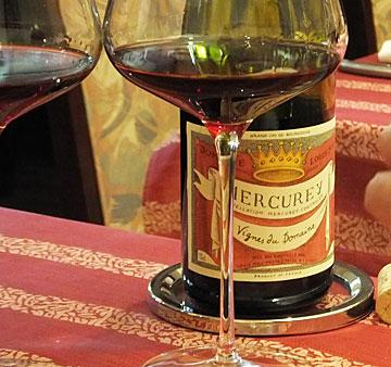 ラベルの可愛い赤ワイン
